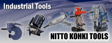 Nitto Kohki Tools Website